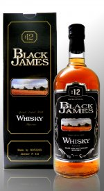 Black James 40 %vol.